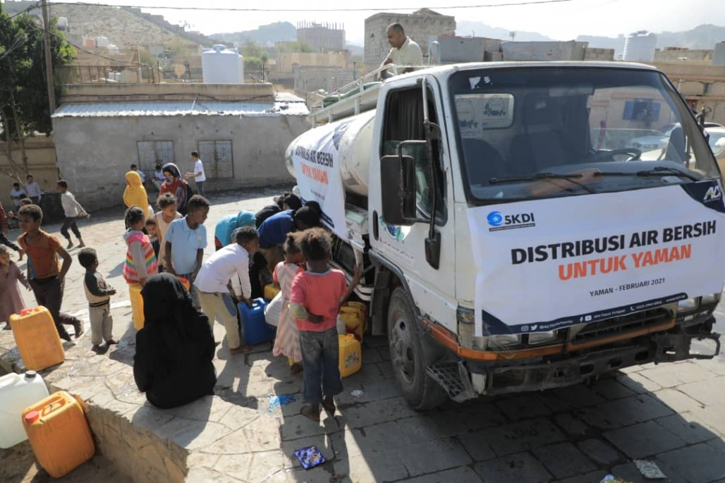What Clean Water Means to Impoverished Yemeni Families