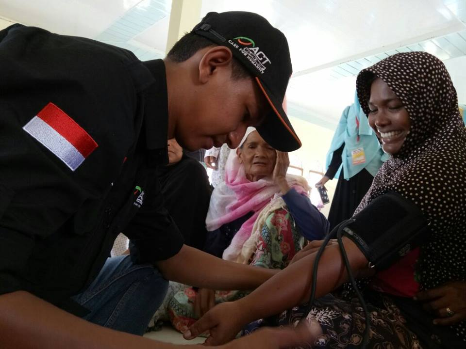 ACT Provide Charity Programs in Isolated Villages in Aceh's image