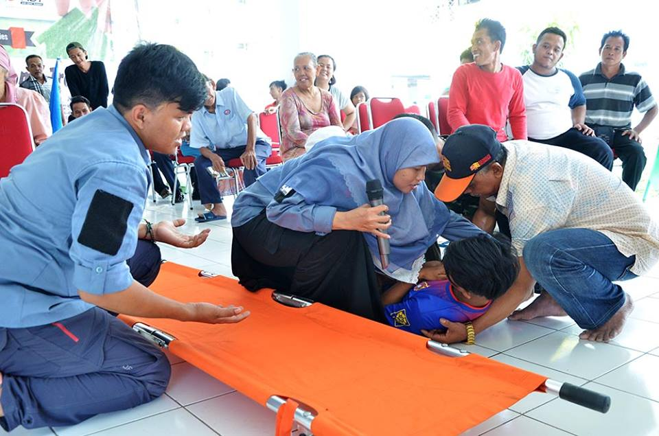 DMII-ACT Kembali Gelar Home Safety Home Training' photo