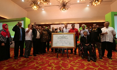 Productive Waqf Forum: One Give for Many Generations's image