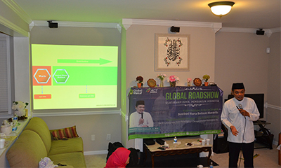 Global Wakaf Roadshow to USA (2): Distribution of Wealth is Called Waqf's image