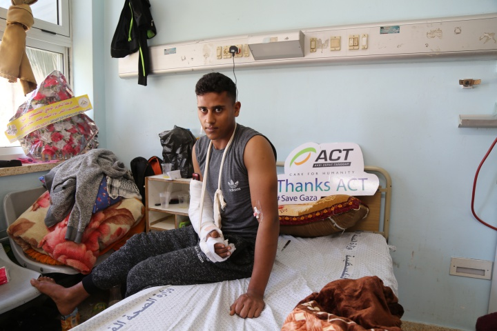 Hospitals in Gaza in Dire Need of Fuel Supply's image