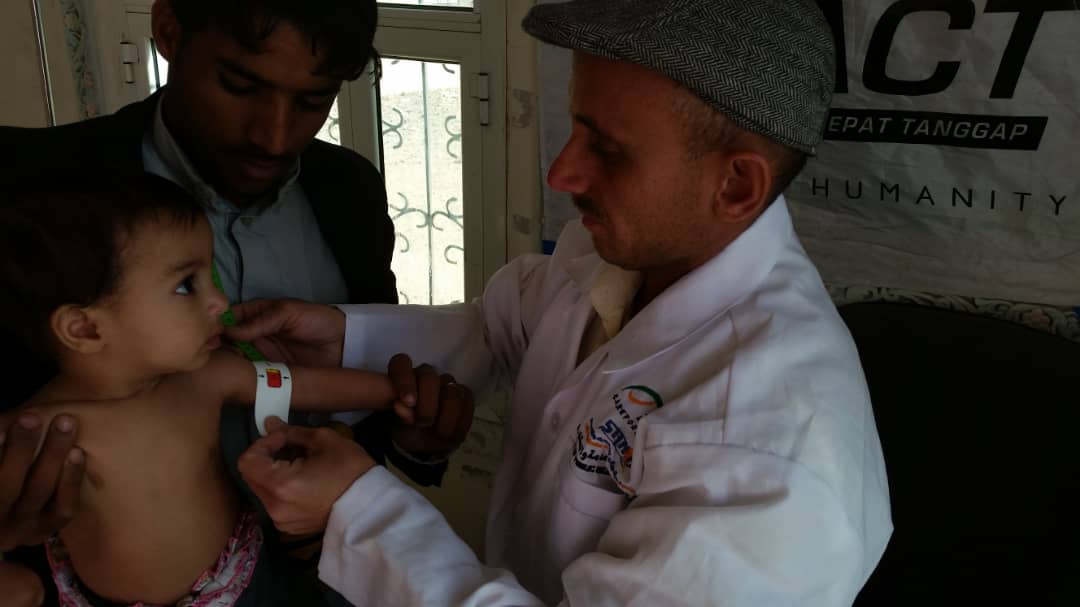 ACT Medical Services Reach Women and Children in Yemen's image