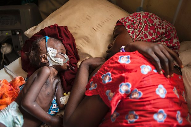 Responding to the Hunger Crisis in Nigeria's image