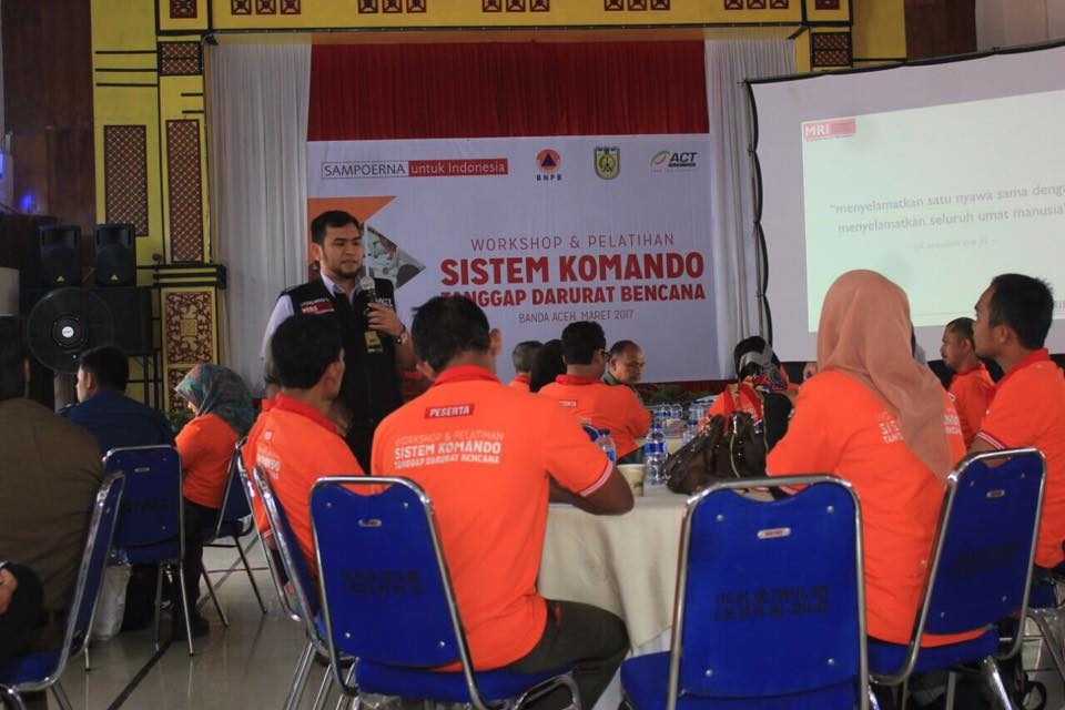 Walikota Banda Aceh Apresiasi Penyelenggaraan Workshop Mitigasi Bencana ACT' photo