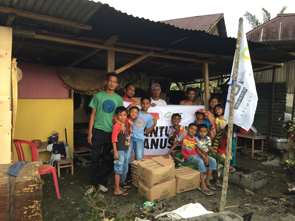 More Humanitarian Posts Set Up in Central Sulawesi to Reach More Evacuees's image