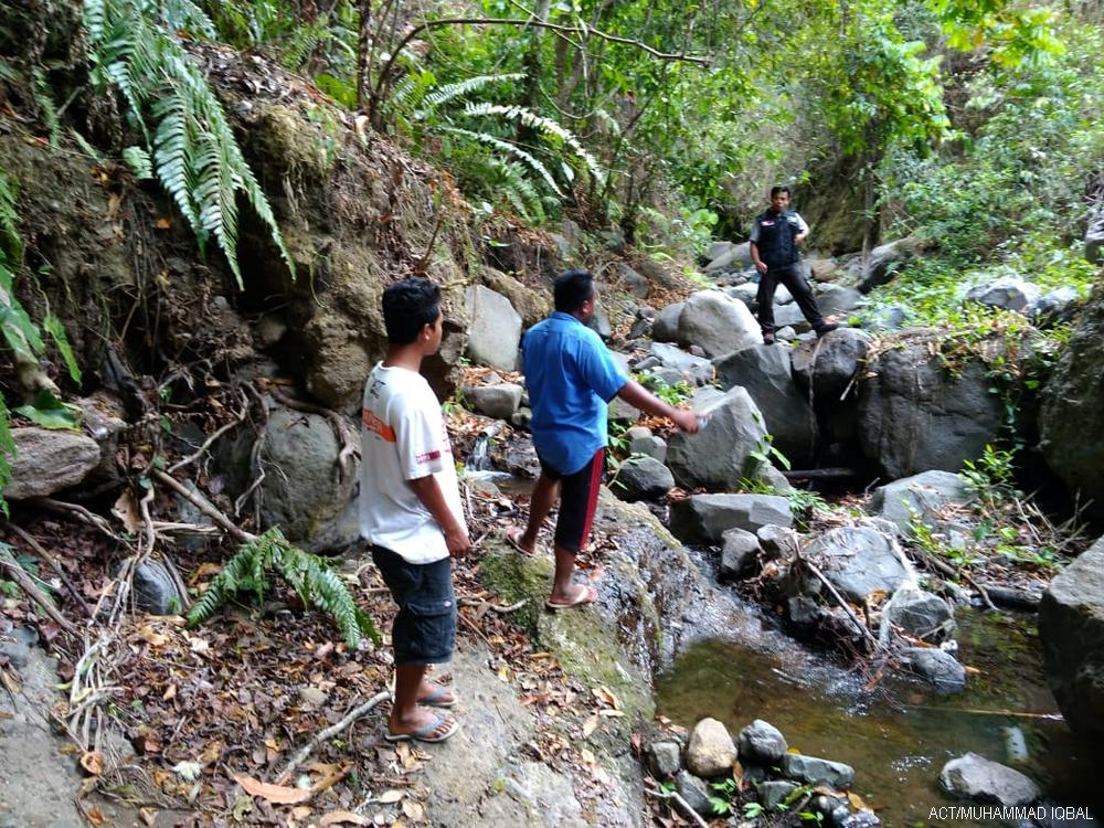 People of Lombok Still Suffer from Water Crisis's image