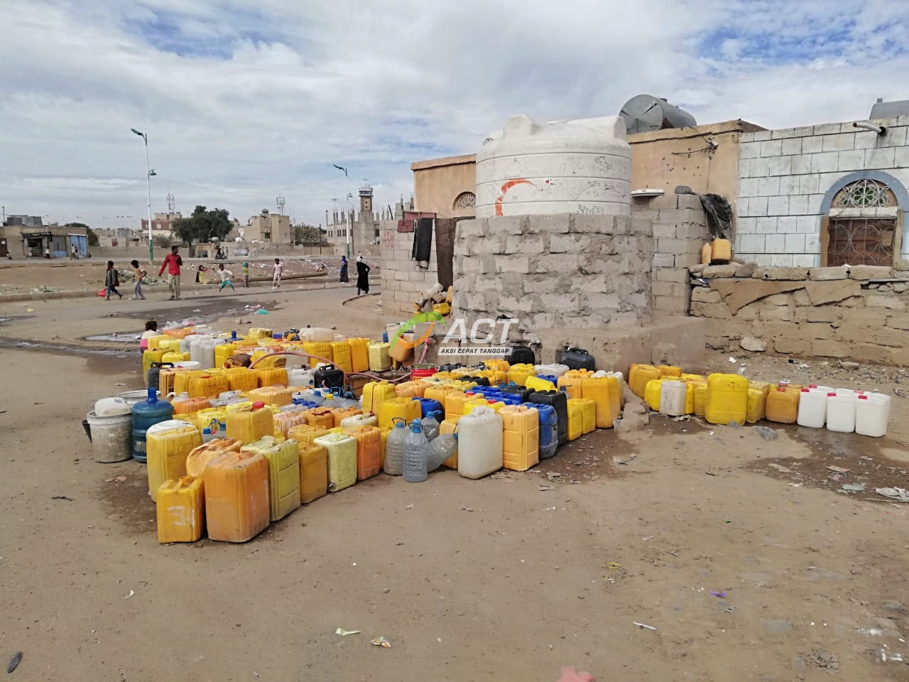 Drought Afllicts Civilians in Yemen Throughout the Year's image