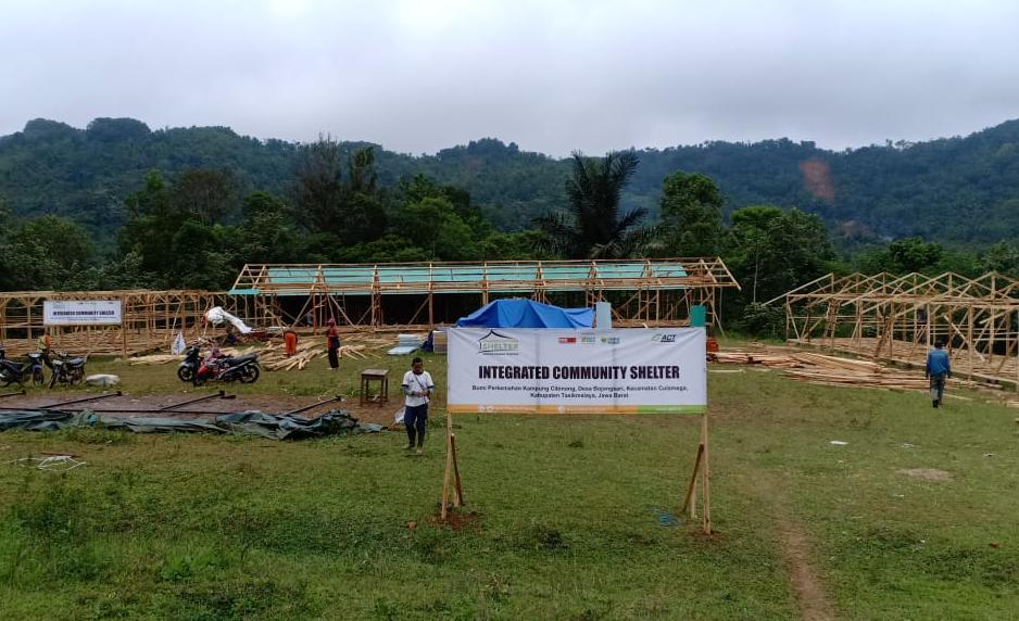 A Glimpse at ICS Compound in Tasikmalaya a Week after Groundbreaking's image