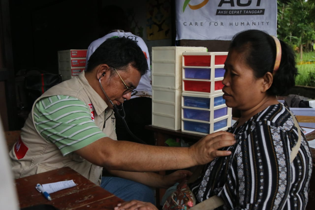 ACT's Medical Assistance Reaches Evacuees in Carita's image