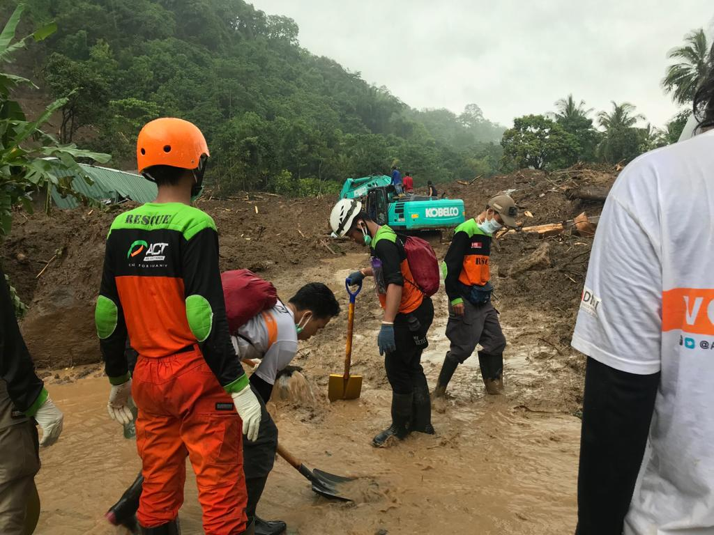 ACT Humanitarian Posts Established to Help Gowa Disaster Victims's image