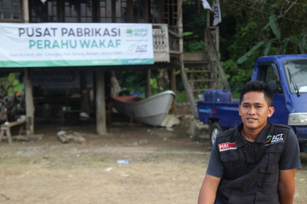 Ipo Ardiansyah's Commitment to Construct High Quality Boats's image