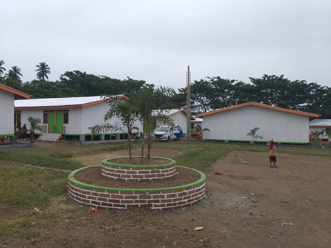 Integrated Community Shelters for Disabled People Built in Donggala's image