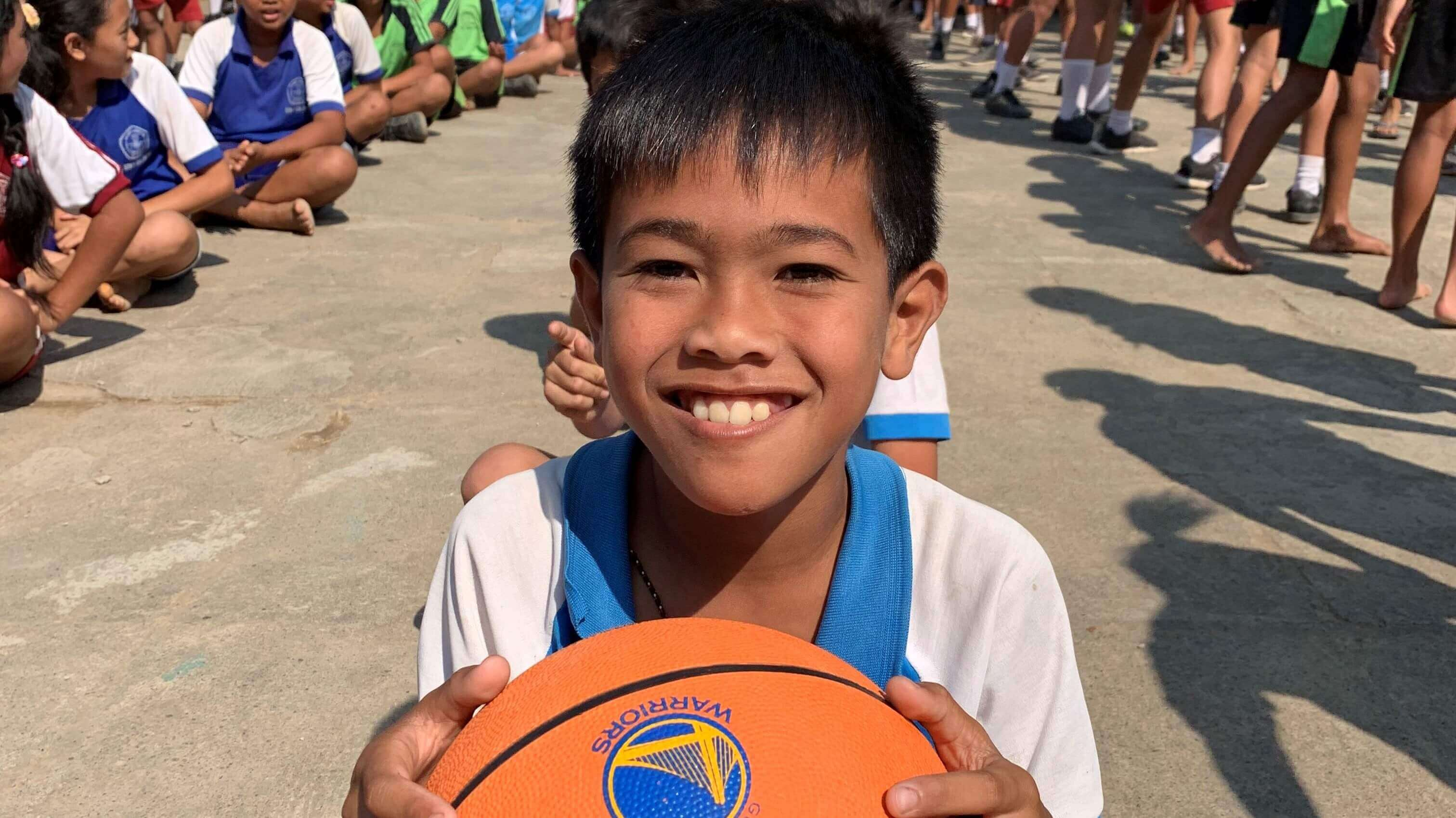 2019 Jr. NBA School Visit - Bali, Indonesia