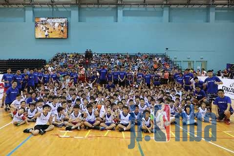 2018 Jr. NBA Singapore: Open Clinic