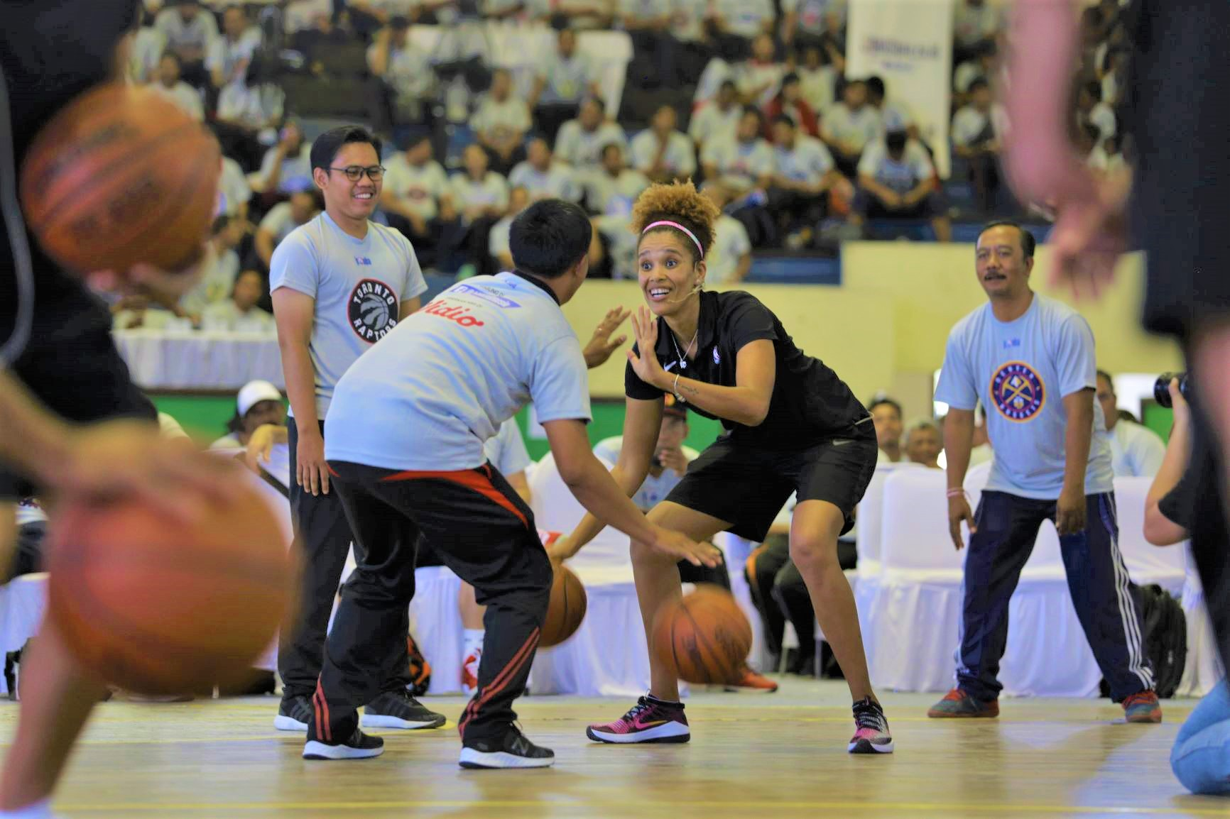 Jr. NBA Coaches Academy, Bali