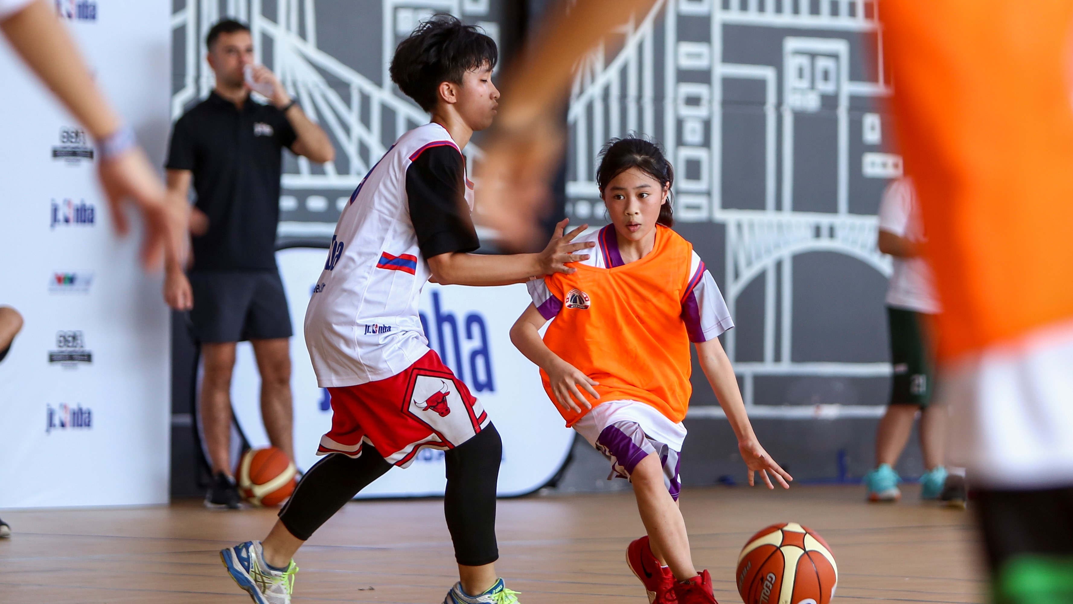 2019 Jr. NBA Hanoi Camp