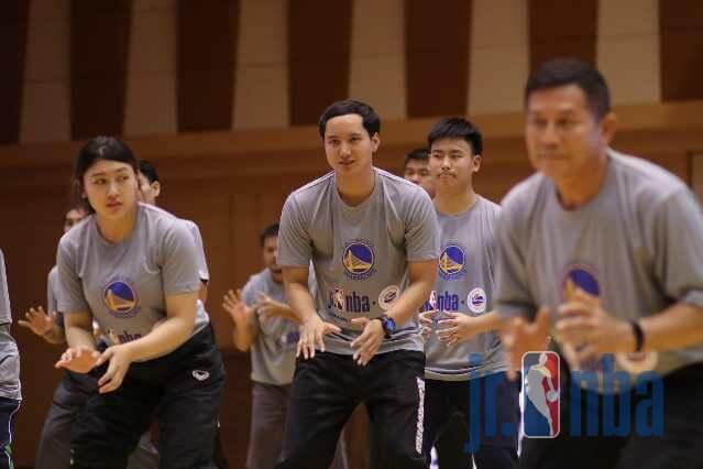 2018 Jr. NBA Coaches Academy: Bangkok