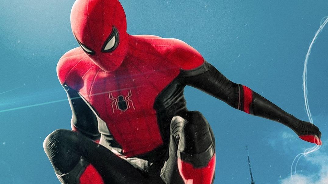 Dapatkan Tiket Pre Sale Spider Man Far From Home Di Sini Film