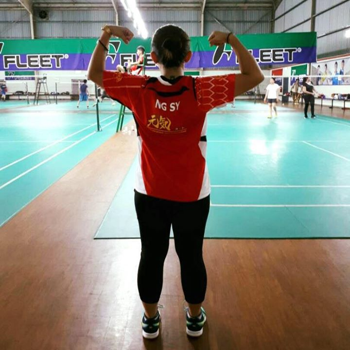 88af00b3f Play badminton with Alice Ng on