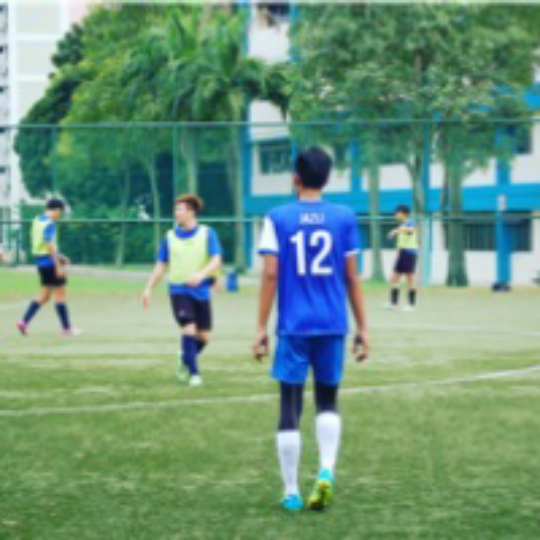 37558cd8c Play football   futsal with Aqil Jazli on