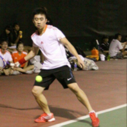 50674930363a9 Play tennis with Su Weiqi on
