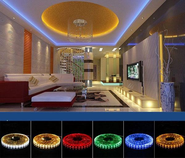 Giải Đáp Các Thắc Mắc Về Đèn LED Dây