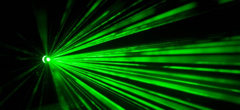 Laser Xanh Và Ứng Dụng Trong Việc Đo Lường?