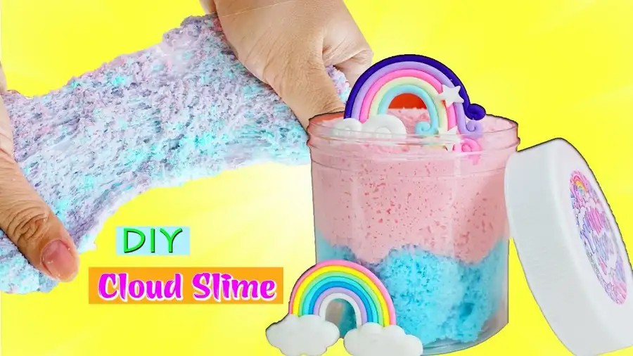 Cách Làm Slime Tại Nhà Với Các Nguyên Liệu Cơ Bản
