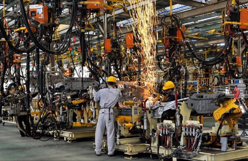 Ngành công nghiệp trọng điểm