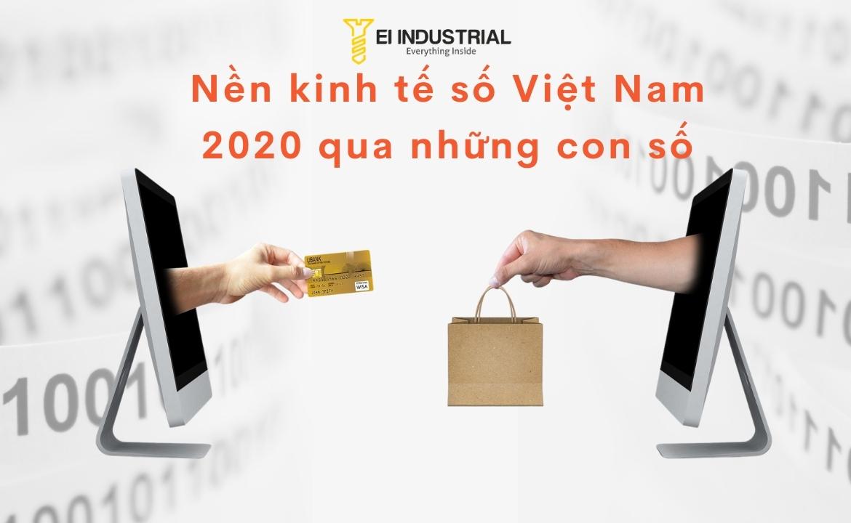 Nền kinh tế số Việt Nam 2020 qua những con số