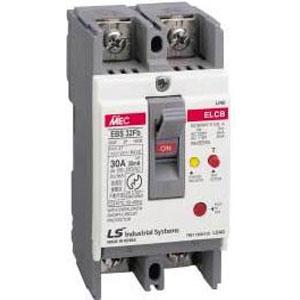 ELCB LS 2P 100A 5kA – EBE102Fb