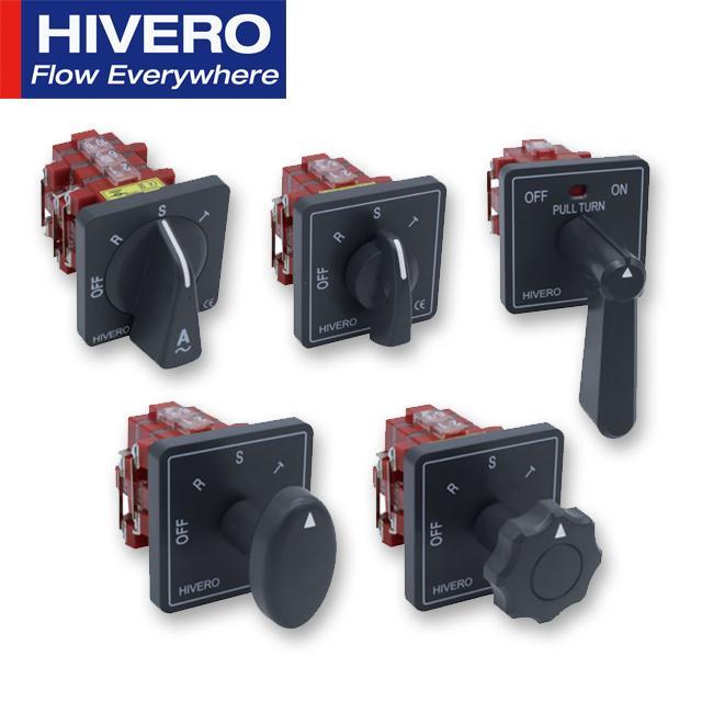 Công tắc chuyển mạch Hivero HC4213