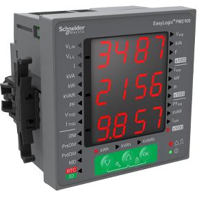 METSEPM2110 Đồng hồ đo điện đa năng Schneider PM2000 Series