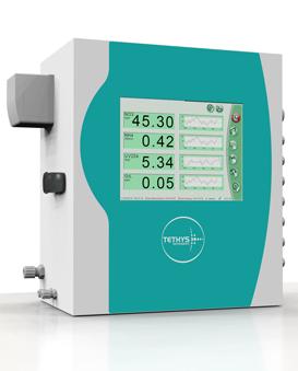 Thiết bị giám sát tích hợp các chỉ tiêu trực tuyến của hệ thống nước  - UV500-C