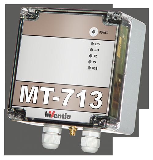 MT-713 V2-Mô-đun đo từ xa GPRS chạy bằng pin, tiết kiệm năng lượng