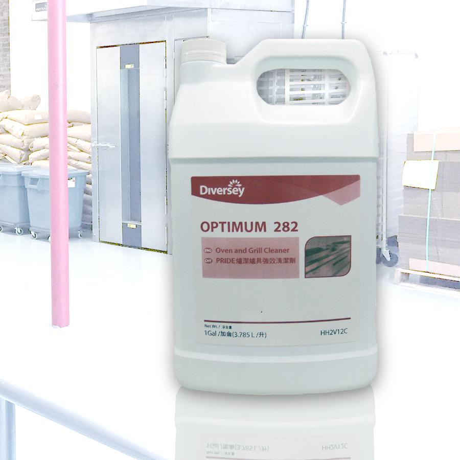Dung dịch tẩy rửa bếp lò OPTIMUM 282