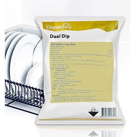 Dung dịch tẩy cặn bám trà, café trên đồ nhựa,sành sứ DUAL DIP
