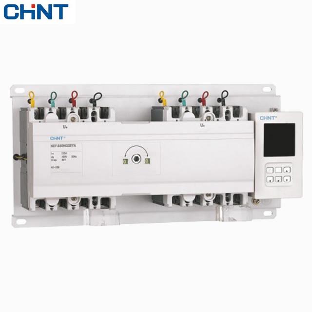 Bộ chuyển mạch tự động tích hợp điều khiển Chint NZ7-63S/3 25A