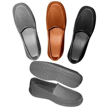 Giày nhựa cao su màu đen size 39 - HONONSE