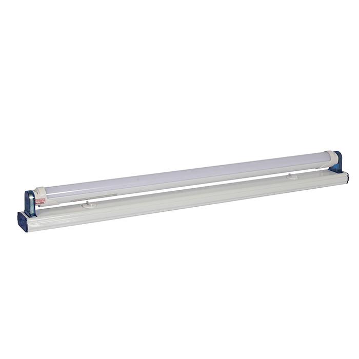 Bộ đèn LED Tuýp 0.6m 10W Nhôm Nhựa - T8 M11/10Wx1 Rạng Đông