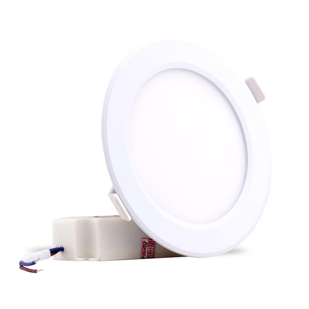 Đèn LED Panel Tròn 6W - PT04 110/6W Rạng Đông