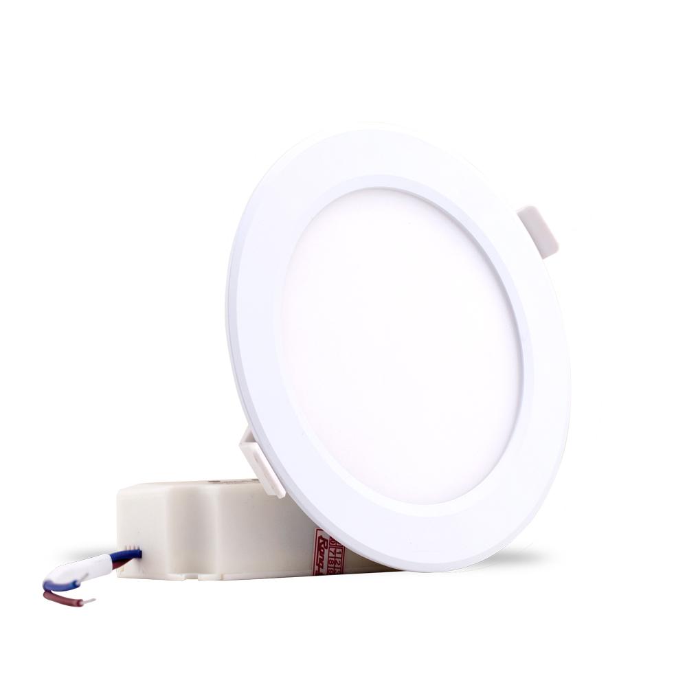 Đèn LED Panel Tròn 7W -  PT04 90/7W Rạng Đông