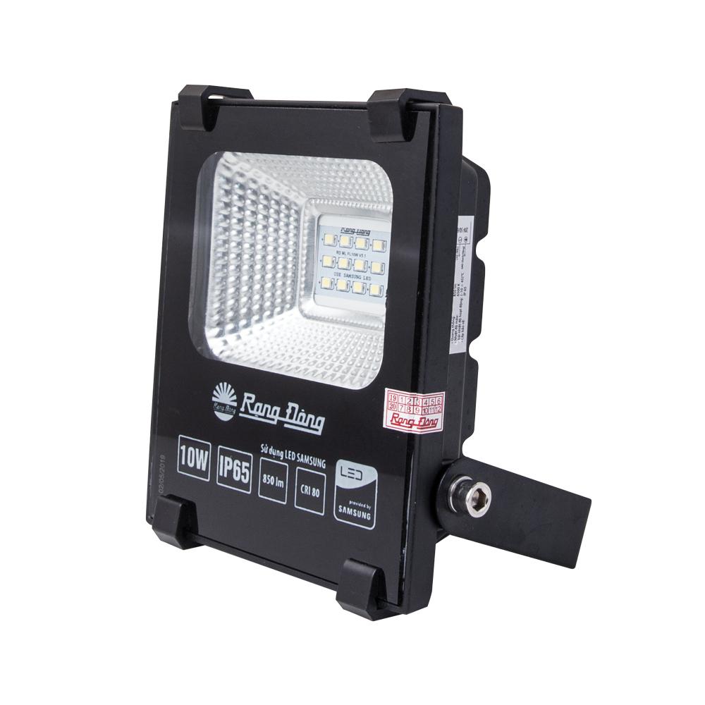 Đèn Pha LED 10W (2019) - CP06 10W 6500K Rạng Đông