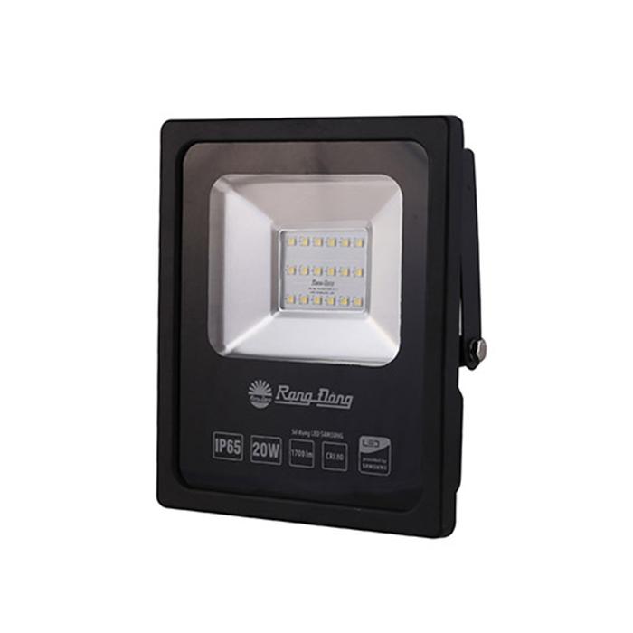 Đèn Pha LED 20W (2019) - CP06 20W 6500K Rạng Đông