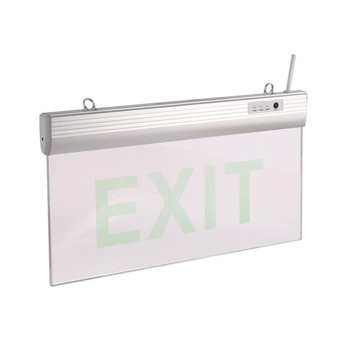 Đèn LED Exit Chỉ dẫn 2 mặt 2W - CD01 40x20/2.2W Rạng Đông