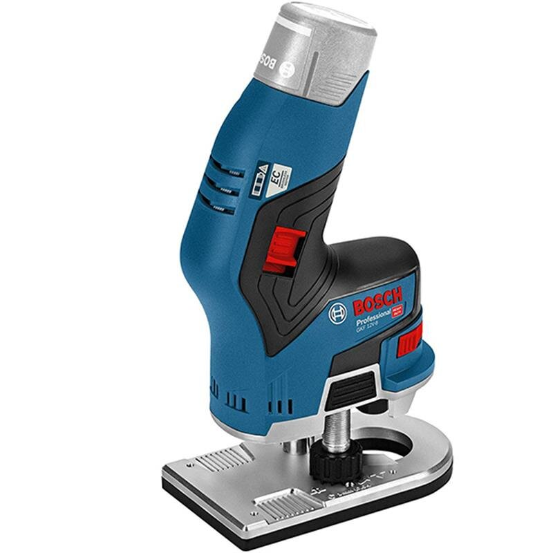 Máy phay dùng pin 12V GKF 12V-8 (SOLO) 06016B00L0 Bosch