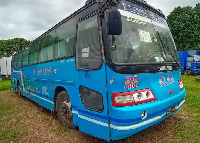 DAEWOO BUS BH115