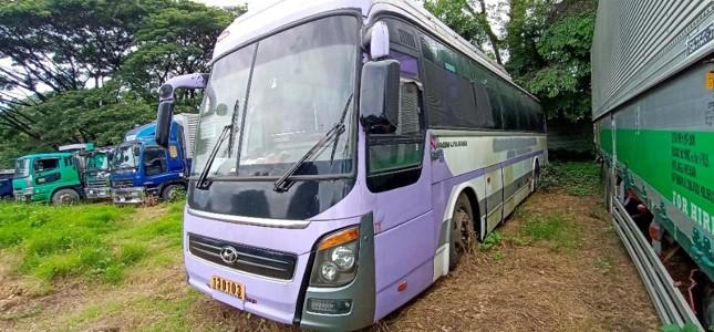 HYUNDAI UNIVERSE BUS