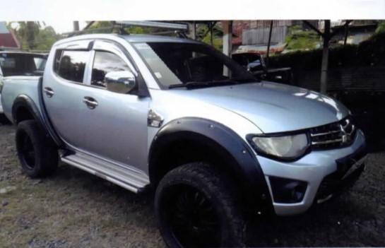Mitsubishi Strada GLX Pick Up